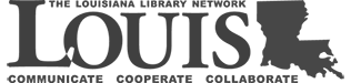 LOUIS: The Louisiana Library Network logo